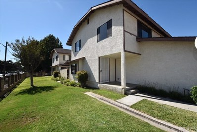 3719 Cogswell Road UNIT A, El Monte, CA 91732 - MLS#: IG18250878