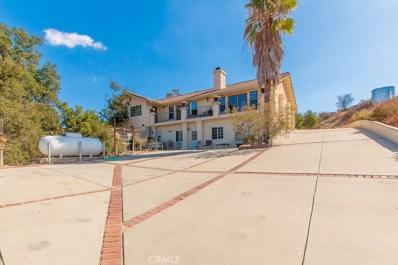 39155 Saddle Ridge Road, Hemet, CA 92543 - MLS#: IG18253248
