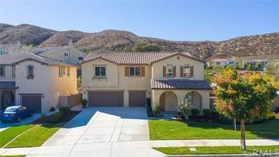 35611 Desert Rose Way, Lake Elsinore, CA 92532 - MLS#: IG18254665