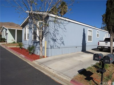 4041 pedley Rd UNIT 102, Jurupa Valley, CA 92509 - MLS#: IG18255024