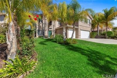 945 Shepard Crest Drive, Corona, CA 92882 - MLS#: IG18258700