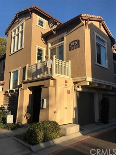 3920 Polk Street UNIT F, Riverside, CA 92505 - MLS#: IG18260919