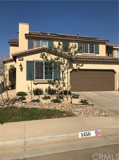 1450 Marble Way, Beaumont, CA 92223 - MLS#: IG18263652