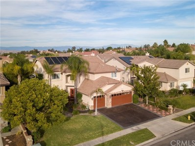 935 Windy Ridge Drive, Corona, CA 92882 - MLS#: IG18264610