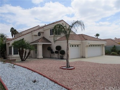 12112 Amber Hill, Moreno Valley, CA 92557 - MLS#: IG18268005