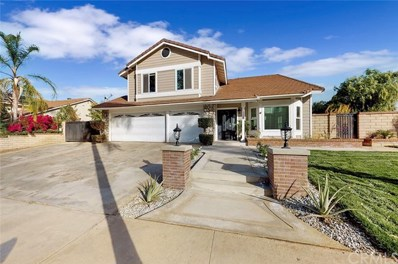 2531 Oak Avenue, Corona, CA 92882 - MLS#: IG18271292