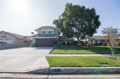 17943 Citron Ave, Fontana, CA 92335 - MLS#: IG18272015