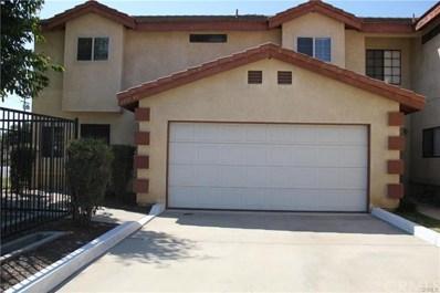 1457 S Reservoir Street UNIT 5, Pomona, CA 91766 - MLS#: IG18273388