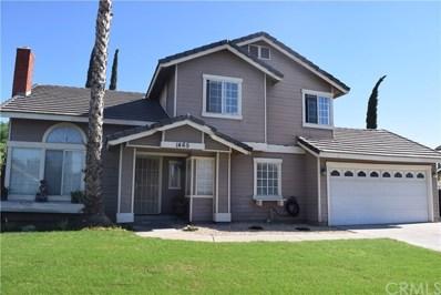 1465 N Marcella Avenue, Rialto, CA 92376 - MLS#: IG18274098