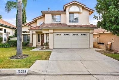 10219 Corkwood Court, Rancho Cucamonga, CA 91737 - MLS#: IG18275152