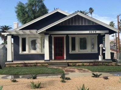 3079 Chestnut Street, Riverside, CA 92501 - MLS#: IG18275750