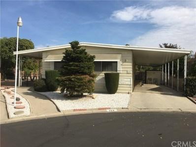 1251 E Lugonia Avenue UNIT 153, Redlands, CA 92374 - MLS#: IG18276376