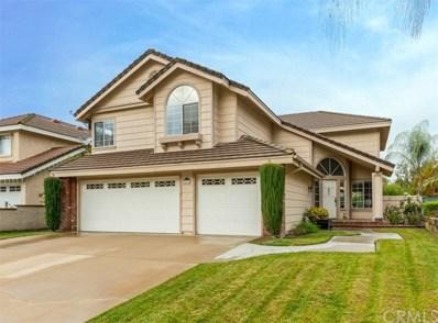 15366 Green Valley Drive, Chino Hills, CA 91709 - MLS#: IG18277569