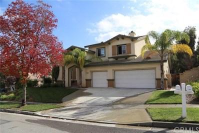 1702 Tamarron Drive, Corona, CA 92883 - MLS#: IG18279580