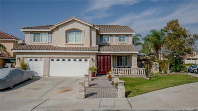 5790 Brentwood Place, Fontana, CA 92336 - MLS#: IG18280271