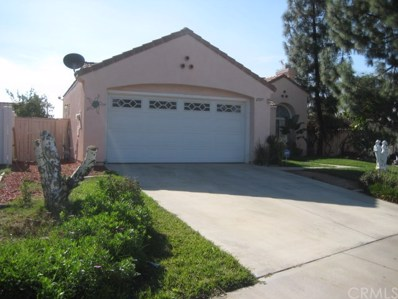 25577 Cascada Circle, Moreno Valley, CA 92551 - MLS#: IG18281790