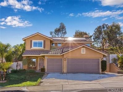 27542 Edgemont Drive, Corona, CA 92883 - MLS#: IG18282491