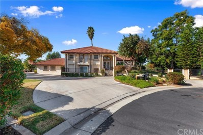 7767 Broadacre Place, Riverside, CA 92504 - MLS#: IG18284504