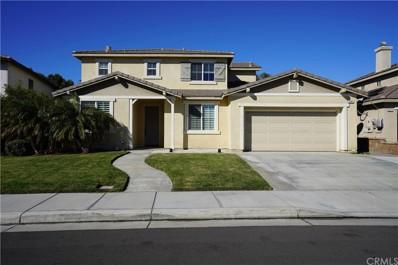 6487 Kaisha Street, Corona, CA 92880 - MLS#: IG18287260