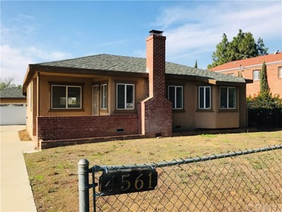 4561 Tyrolite Street, Riverside, CA 92509 - MLS#: IG18292099