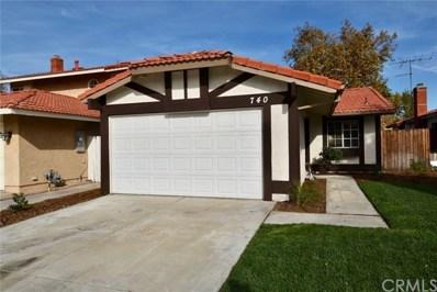 740 Atchison Street, Colton, CA 92324 - MLS#: IG18293585