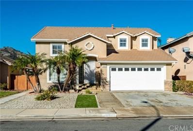 22891 Sunrose Street, Corona, CA 92883 - MLS#: IG18294298