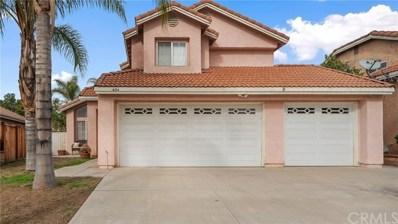 404 Colfax Circle, Corona, CA 92879 - MLS#: IG18296042