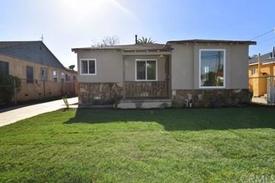 3234 Cedar Avenue, Lynwood, CA 90262 - MLS#: IG18296946