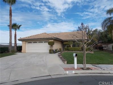 2587 Pinnacle Circle, Corona, CA 92879 - MLS#: IG19001587