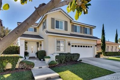 15821 Square Top Lane, Fontana, CA 92336 - MLS#: IG19003219