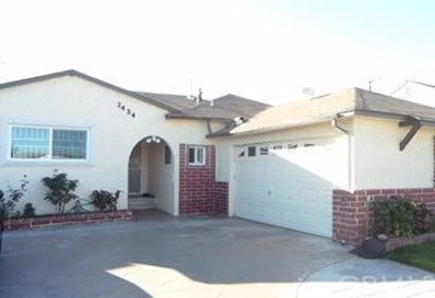 3454 Greenglade Avenue, Pico Rivera, CA 90660 - MLS#: IG19009398