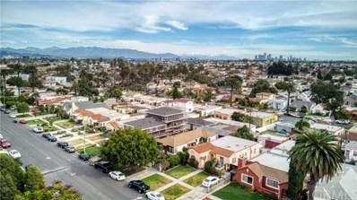 2200 S Dunsmuir Avenue, Los Angeles, CA 90016 - MLS#: IG19010408