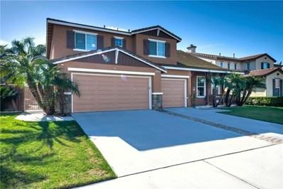 13755 Woodcrest Court, Eastvale, CA 92880 - MLS#: IG19015070