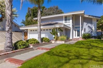 6121 E Camino Manzano, Anaheim Hills, CA 92807 - MLS#: IG19025297