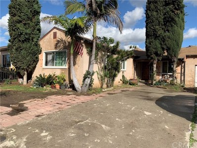 1305 Orange Avenue, Santa Ana, CA 92707 - MLS#: IG19026312