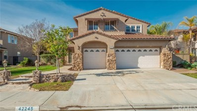 42245 Wildwood Lane, Murrieta, CA 92562 - MLS#: IG19028697