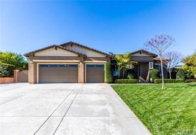 16241 Hillsmont Lane, Riverside, CA 92503 - MLS#: IG19032056