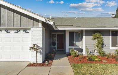 1125 Daffodil Street, Corona, CA 92882 - MLS#: IG19033297