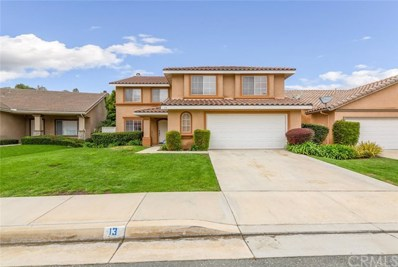 13 Del Brienza, Lake Elsinore, CA 92532 - MLS#: IG19037134
