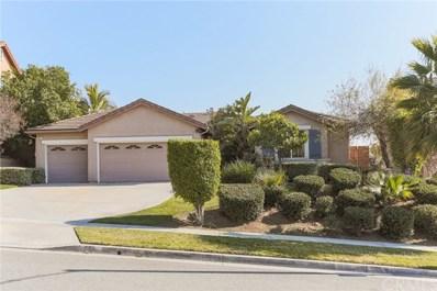 651 Brianna Way, Corona, CA 92879 - MLS#: IG19043277