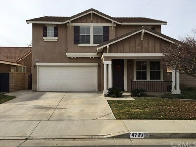 14709 Muirfield Street, Moreno Valley, CA 92555 - MLS#: IG19053553