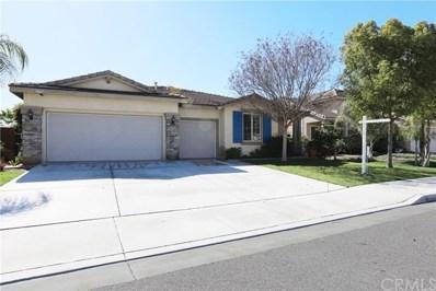 27753 Bluff Vista Way, Menifee, CA 92584 - MLS#: IG19054888