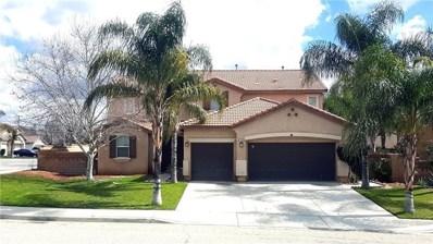 12560 Barbazon Drive, Moreno Valley, CA 92555 - MLS#: IG19058113