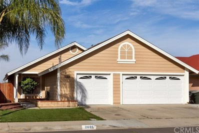 2696 Genuine Risk Street, Perris, CA 92571 - MLS#: IG19062367