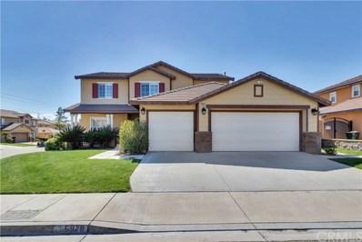 5928 Flying Arrow Lane, Fontana, CA 92336 - MLS#: IG19066531