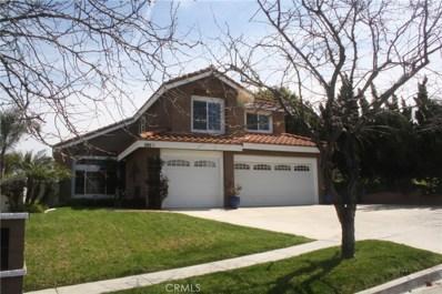 595 Fairbanks Street, Corona, CA 92879 - MLS#: IG19068622