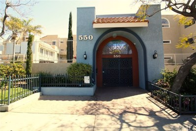 550 Orange Avenue UNIT 116, Long Beach, CA 90802 - MLS#: IG19071949