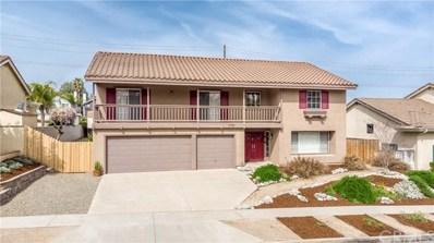 1718 Turquoise Drive, Corona, CA 92882 - MLS#: IG19074692
