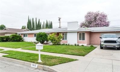 5815 Riverside Avenue, Rialto, CA 92377 - MLS#: IG19077686