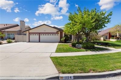 1154 Blossom Hill Drive, Corona, CA 92880 - MLS#: IG19084324